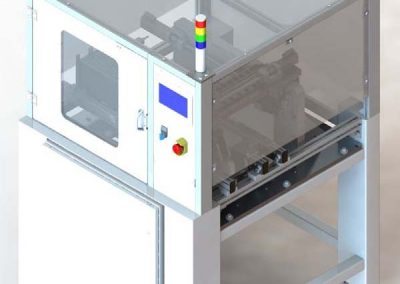 FC5000-AOI AUTOMATED OPTICAL INSPECTION & SORTER